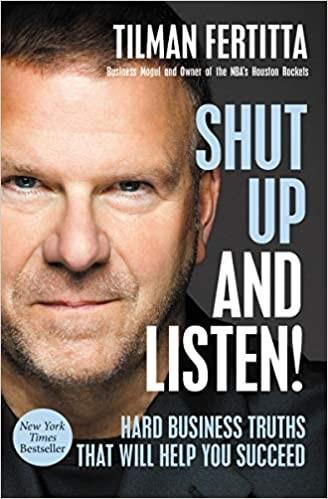 Shut Up and Listen! (Paperback)