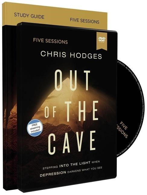Out of the Cave Study Guide with DVD (Paperback w/DVD)