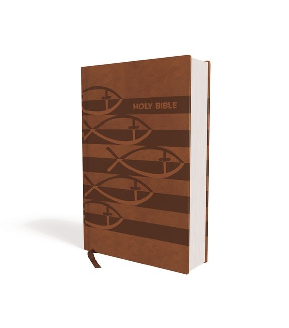 ICB Holy Bible, Brown (Imitation Leather)