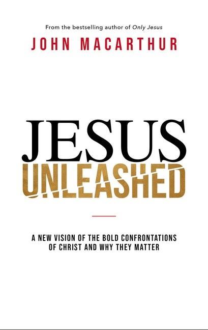 Jesus Unleashed (Hard Cover)