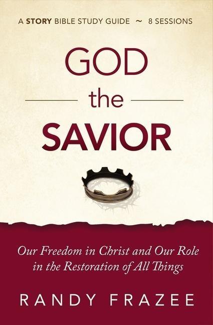 Story of God the Savior Study Guide (Paperback)