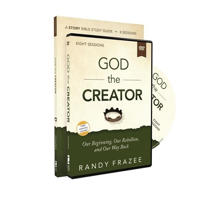 God the Creator Study Guide with DVD (Paperback w/DVD)