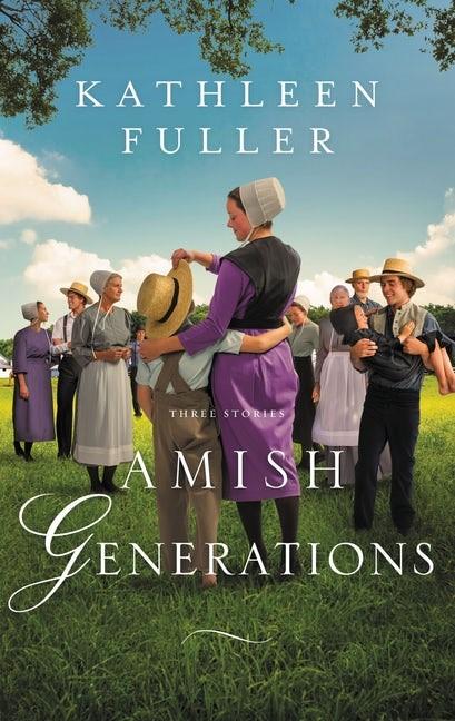 Amish Generations (Paperback)