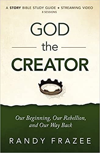 God the Creator Study Guide (Paperback)