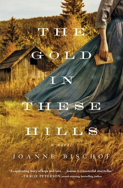 The Gold in These Hills (Paperback)