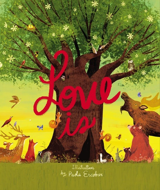 Love Is (Hard Cover)