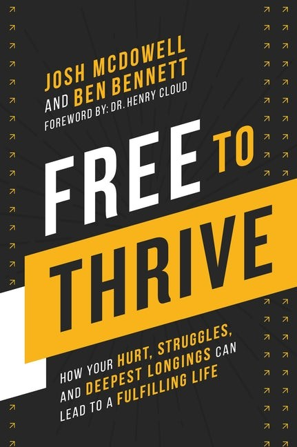 Free to Thrive (Hard Cover)