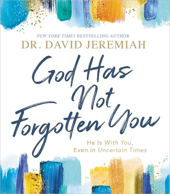 God Has Not Forgotten You (Hard Cover)