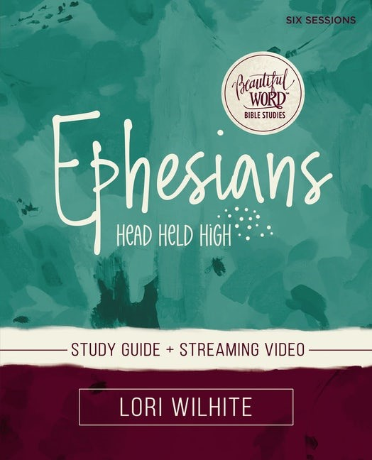 Ephesians Study Guide + Streaming Video (Paperback)