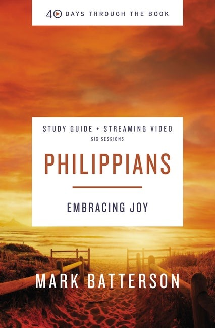 Philippians Study Guide + Streaming Video (Paperback)