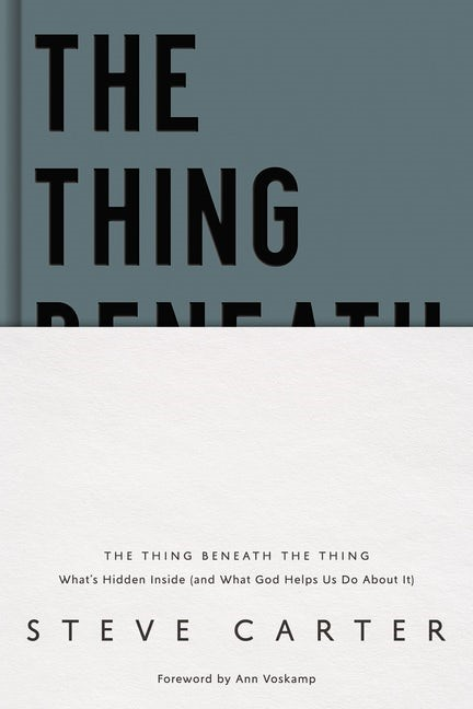 The Thing Beneath the Thing (Hard Cover)