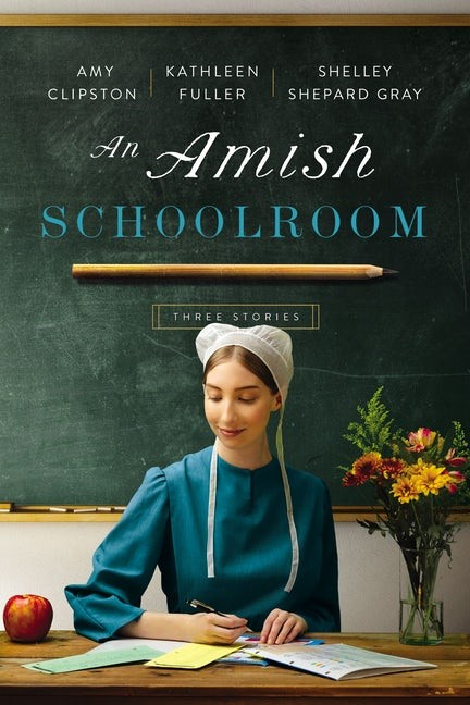 The Amish Schoolroom (Paperback)
