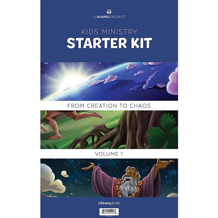 Gospel Project for Kids: Ministry Starter Kit, Fall 2021 (Kit)