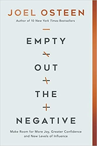 Empty Out the Negative (Hard Cover)