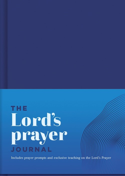 The Lord's Prayer Journal (Hard Cover)