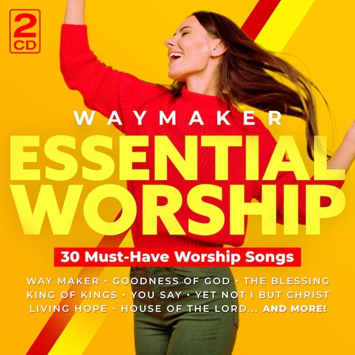 Essential Worship: Way Maker 2CD