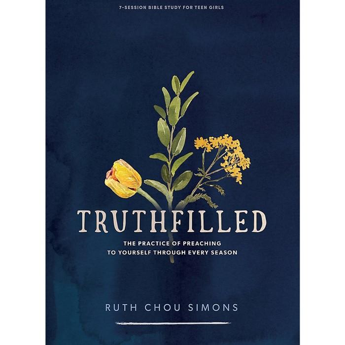 Truthfilled Teen Girls' Bible Study Book (Paperback)