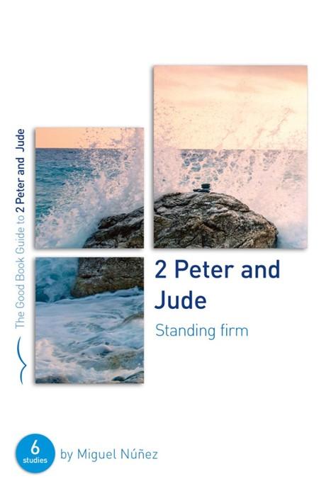 2 Peter & Jude: Standing Firm (Paperback)
