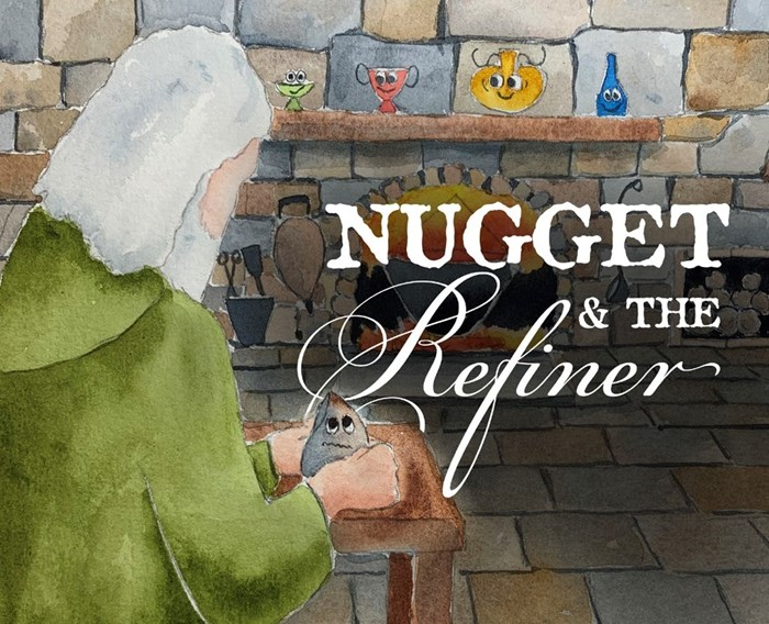 Nugget and the Refiner (Paperback)