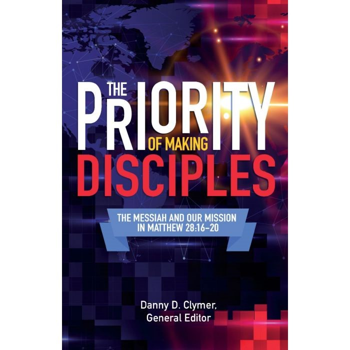 The Priority of Making Disciples (Paperback)