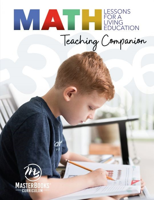 Math Lessons for a Living Education: Teaching Companion (Paperback)
