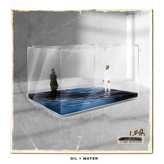 Oil and Water CD (CD-Audio)
