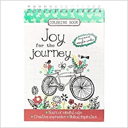 Joy for the Journey Colouring Book (Paperback)