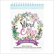 The Word in Colour Coloring Book (Paperback)