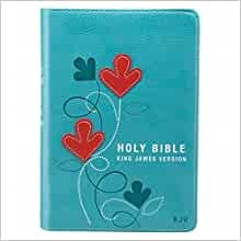 KJV Pocket BIble, Turquoise (Imitation Leather)