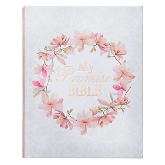 KJV My Promise Bible, Pink (Hard Cover)