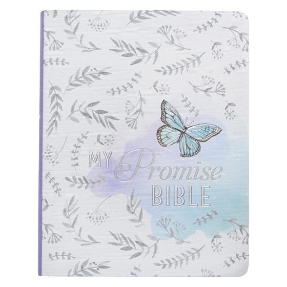 KJV My Promise Bible, Butterfly (Imitation Leather)