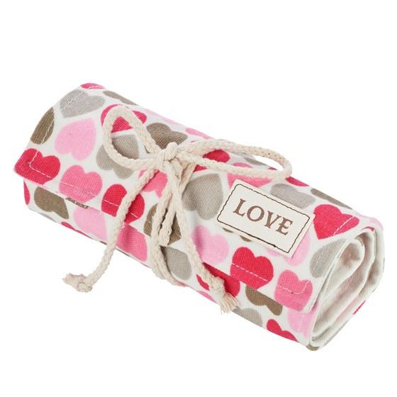 Pencil Wrap: Hearts (General Merchandise)