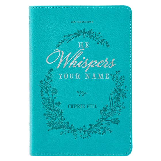 He Whispers Your Name (Imitation Leather)