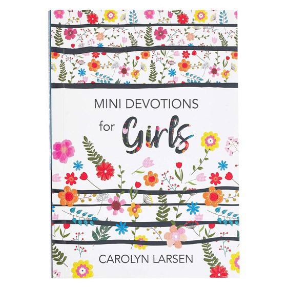 Mini Devotions for Girls (Paperback)