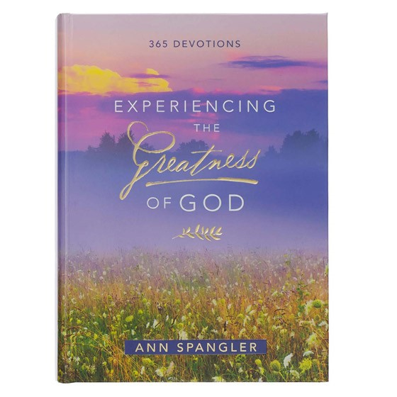Experiencing the Greatness of God, Hardcover (Hard Cover)