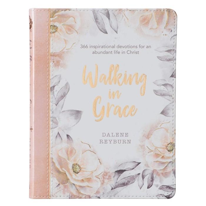 Walking in Grace (Imitation Leather)
