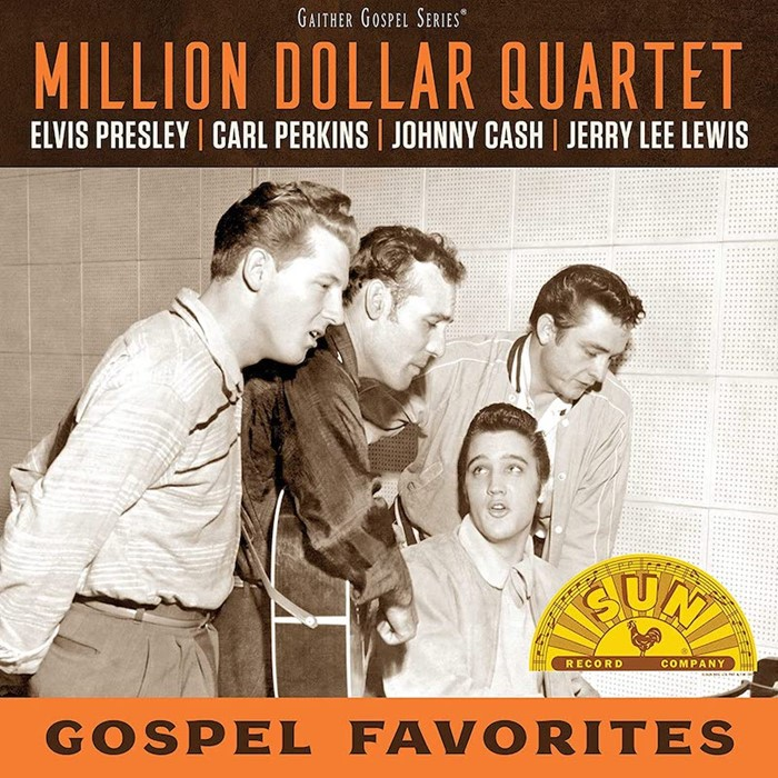 Gospel Favorites CD (CD-Audio)