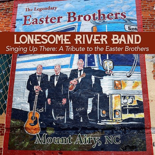 Singing Up There: A Tribute to the Easter Brothers CD (CD-Audio)