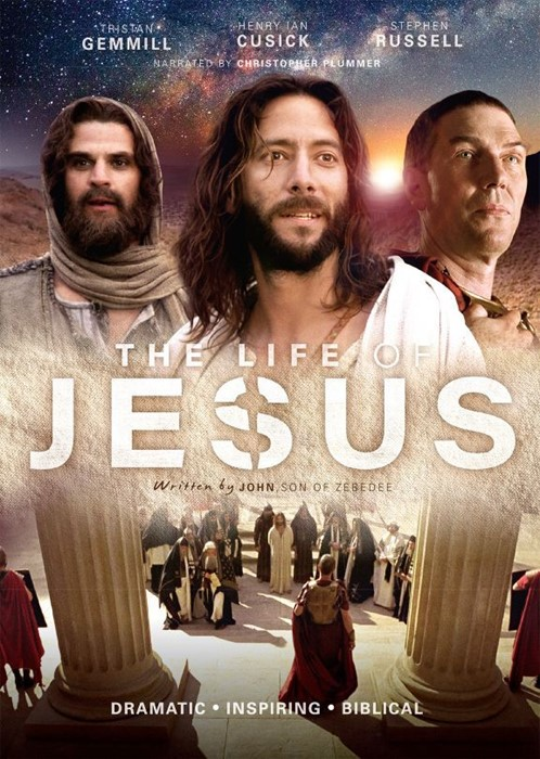 The Life of Jesus DVD (DVD)