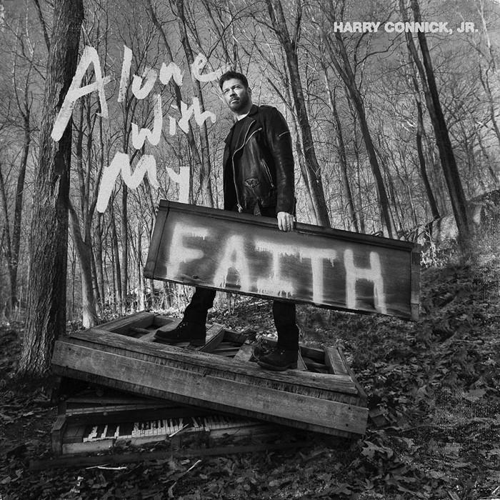 Alone With My Faith LP Vinyl (Vinyl)