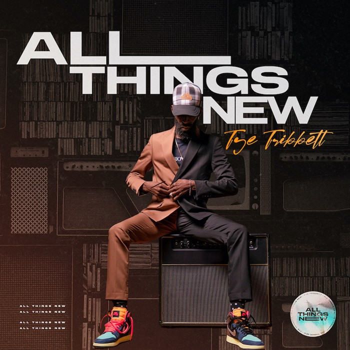 All Things New CD (CD-Audio)