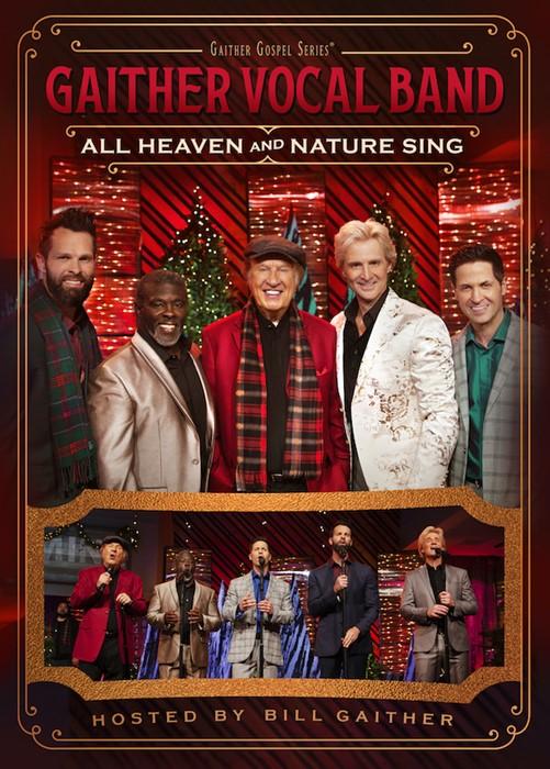 All Heaven & Nature Sing DVD (DVD)