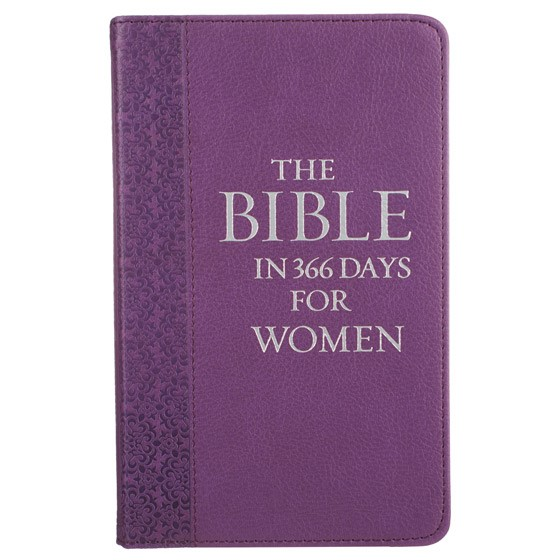 The Bible in 366 Days for Women (Imitation Leather)