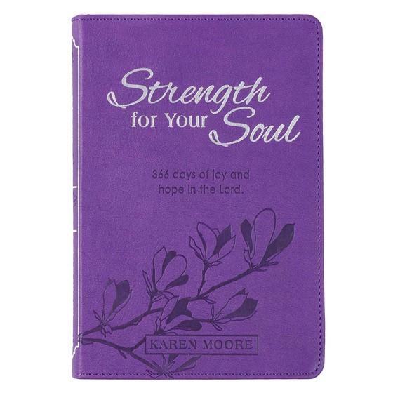Strength for Your Soul (Imitation Leather)