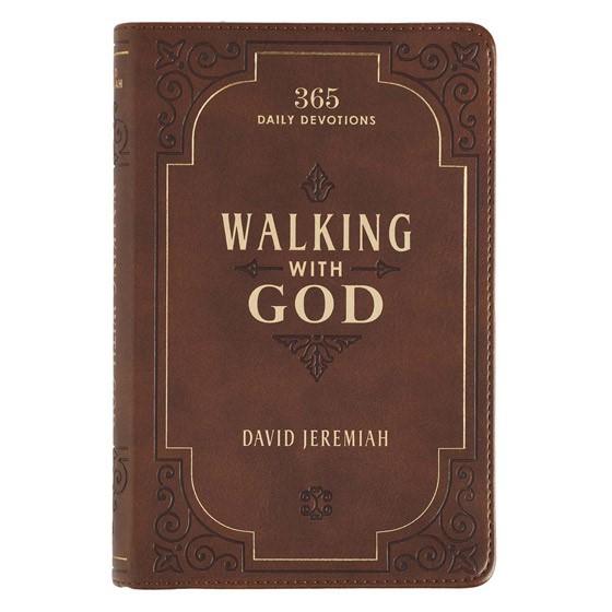 Walking With God (Imitation Leather)