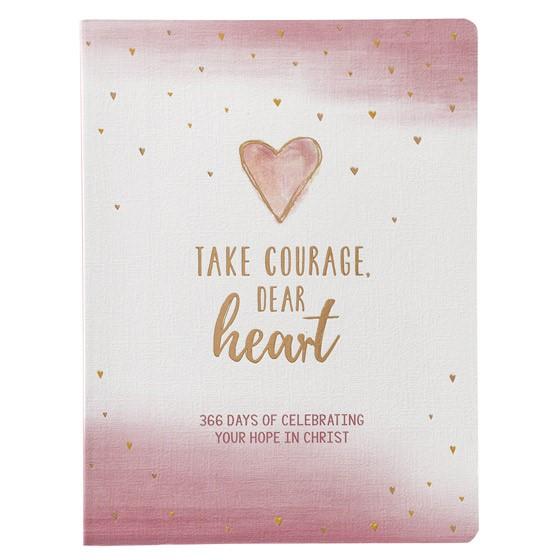 Take Courage, Dear Heart (Imitation Leather)