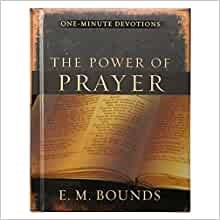 One-Minute Devotions: The Power of Prayer (Hard Cover)