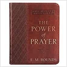 The Power of Prayer (Imitation Leather)
