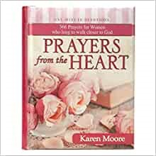 One-Minute Devotions: Prayers from the Heart (Hard Cover)