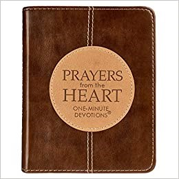 Prayers from the Heart (Imitation Leather)